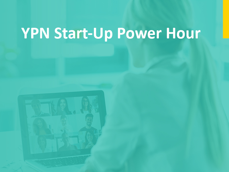 YPN Start-up Power Hour: Leaping Ahead Image